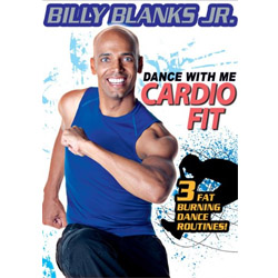 Billy Blanks Jr.'s Dance With Me