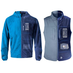 TEC (Technology Enabled Clothing/ScottEvest)