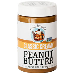 Wild Squirrel Nut Butter